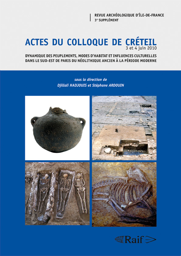 PROCEEDINGS OF THE CRETEIL CONFERENCE  (June 3rd-4th 2010)